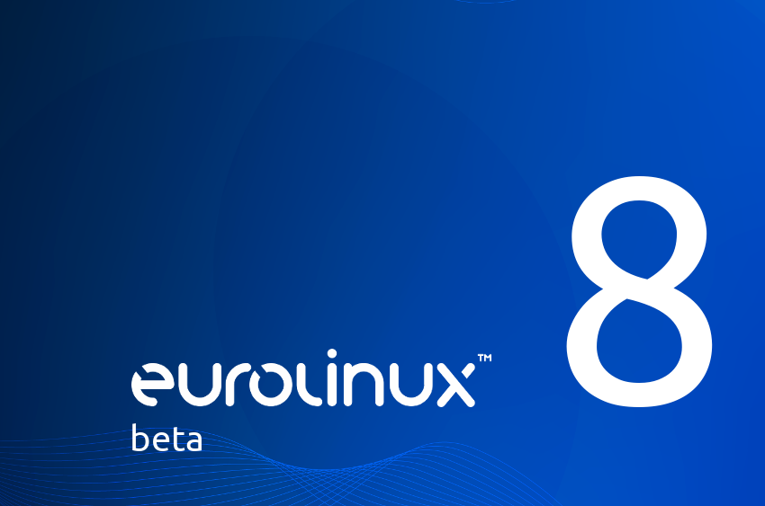 EuroLinux 8 beta