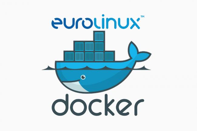 docker eurolinux